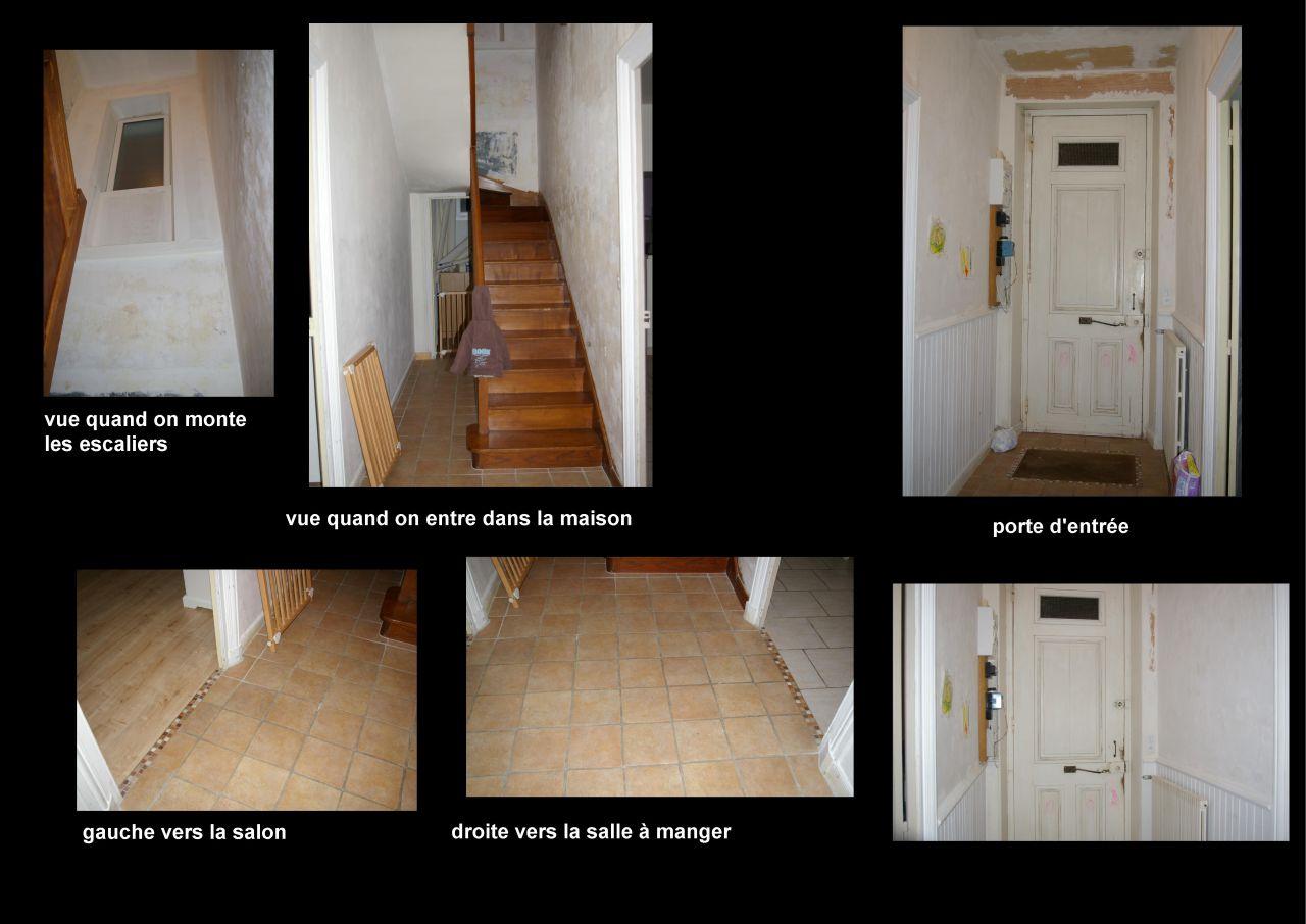 Choix couleur peinture entr e page 1 for Couleur peinture entree escalier