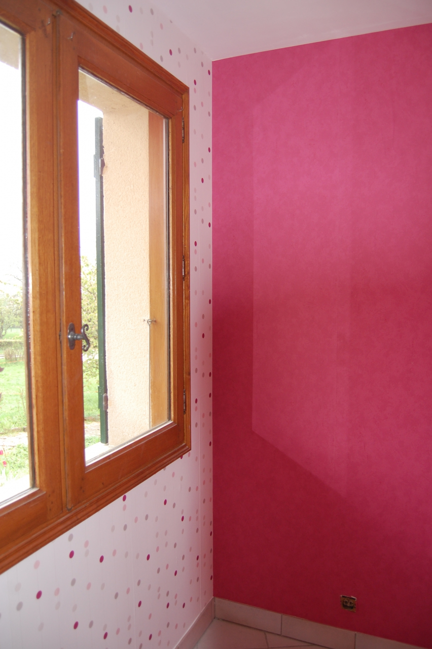 Vos decos de salon peinture des murs page 1 - Simulateur de peinture chambre ...