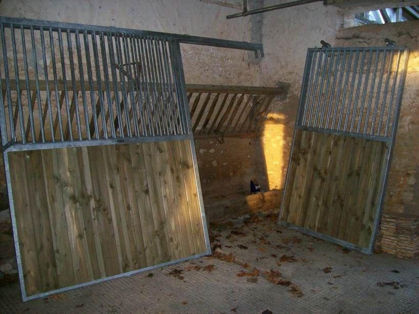 Boxes Cheval Liberté Votre Avis Minteresse Forum Cheval - Porte box chevaux