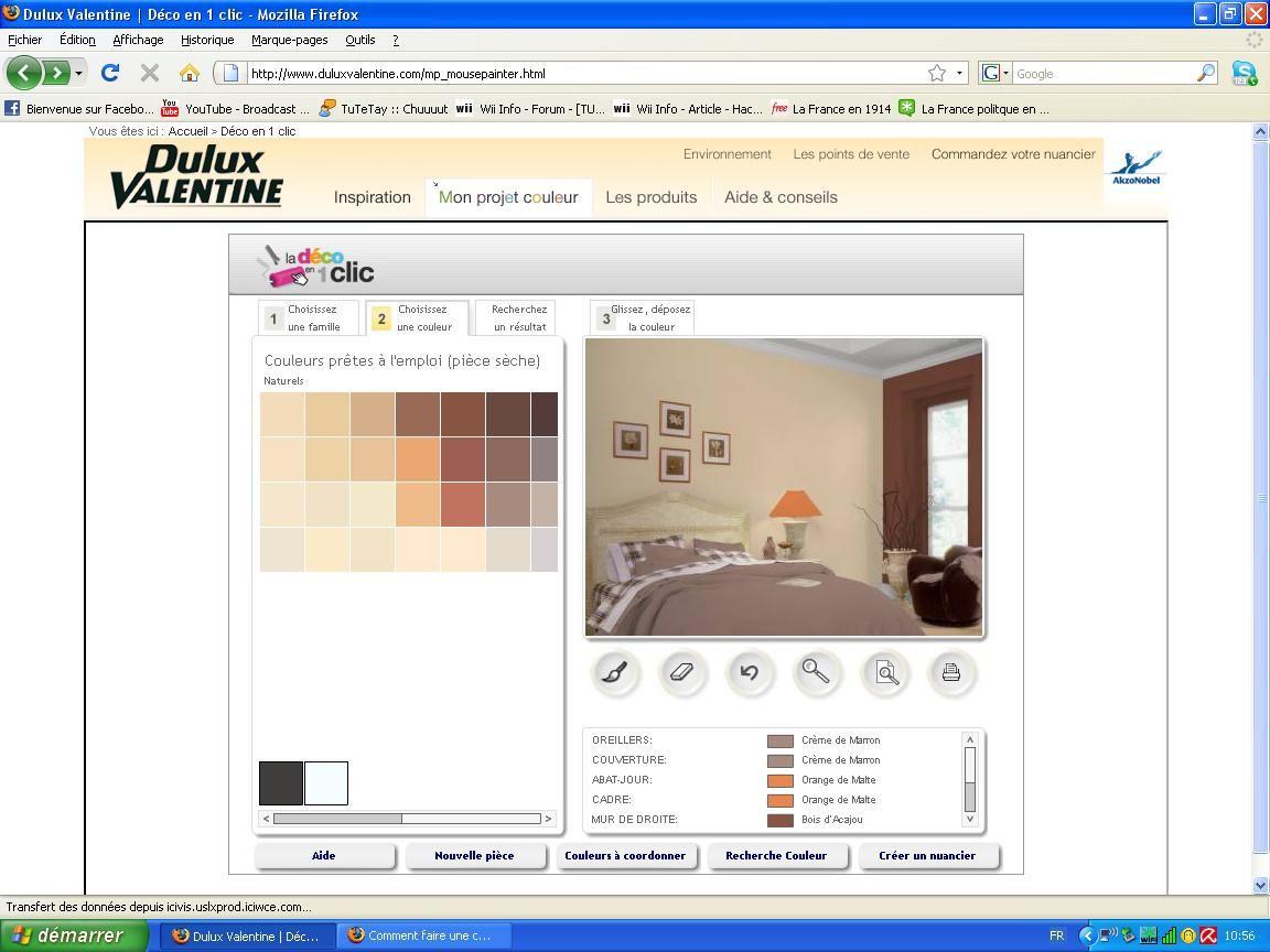 Simulateur Peinture Tollens Simulateur Peinture Tollens With