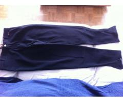 2 pantalons noir 14 ans