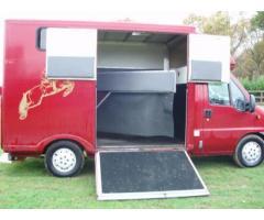 Camion FIAT DUCATO 9 CV 2 places chevaux