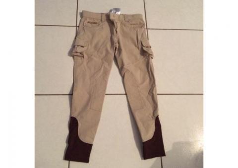 Pantalon Equi-Thème Safari – Femme