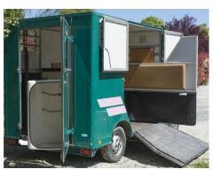 Camion VL pour transporter 2 Chevaux