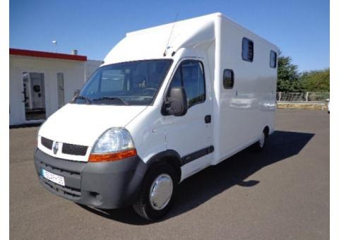 Camion 2 chevaux Renault Master