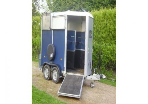 Van ifor williams hb505 luxe