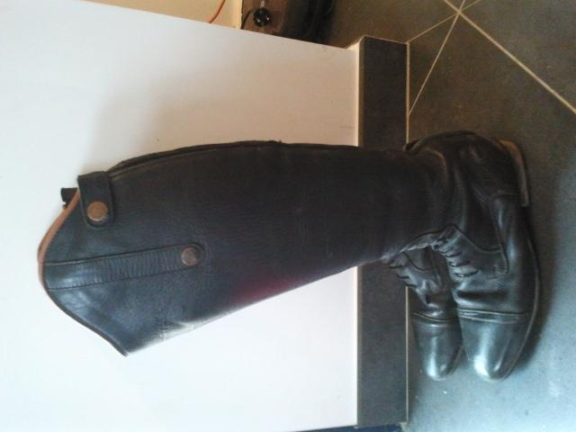 bottes equi comfort taille 41