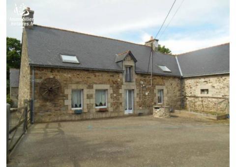 Longére bretonne 2 hectares