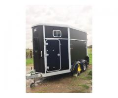 Ifor Williams HB511 2 places
