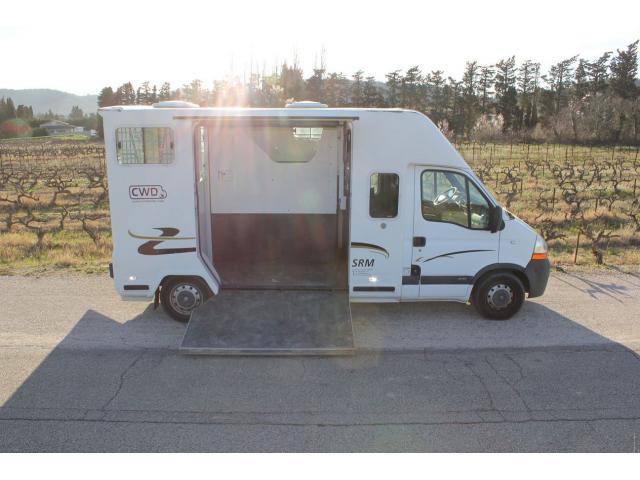 camion barbot polyvan c5 renault master 150 cv nogent
