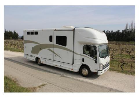 CAMION PL 3 chevaux Equi-Trek 7.5T