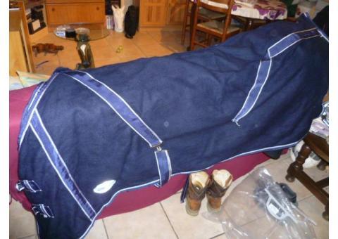 couverture en laine 125