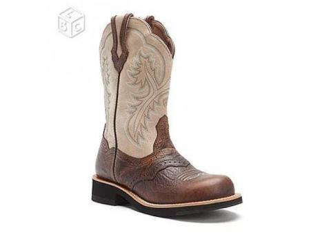Boots WESTERN femme ARIAT ShowBaby