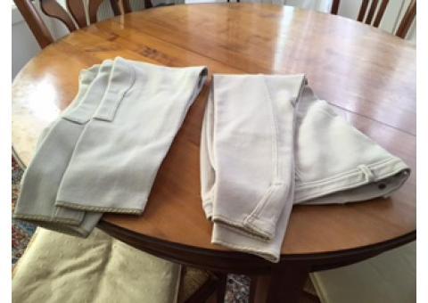 pantalons de concours
