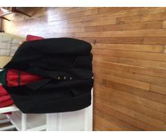 veste de concours homme taille 44