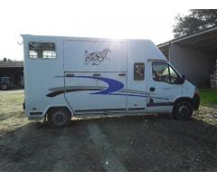 CAMION CHEVAUX RENAULT MASTER 2.5 DCi - 150 CV