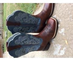 Bottes equitation western femme Ariat P38