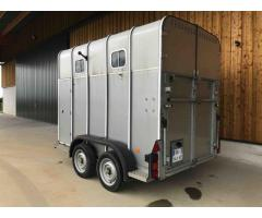 VAN Ifor Williams HB510XL oblique de 2009 2places