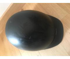 casque safety fouganza noir 55-57 cm