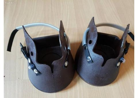 5 Hipposandales Swiss Horseboots, taille poney 00