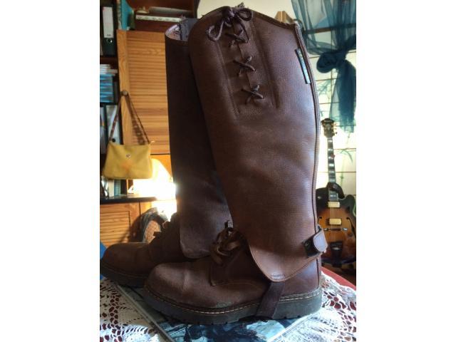 Boots marque Rectiligne