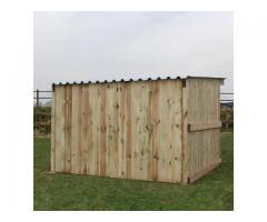 Abri Classic pour chevaux 12 m² (peut également servir de pré)