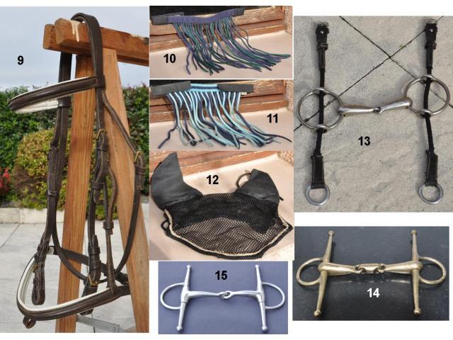 Bridon et accessoires