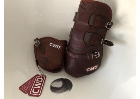 Cwd -protège tendons-et protège boulet neufs !