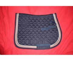 Tapis de selle taille poney