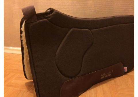 tapis de selle (western) Professional choice
