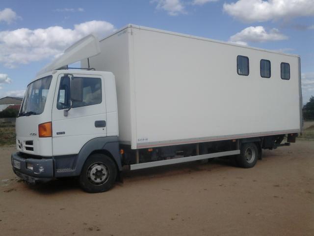 A saisir Camion de chevaux - bétaillère