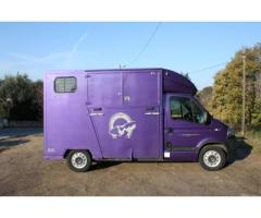 Camion 2 chevaux OPEL 2.5 DCI