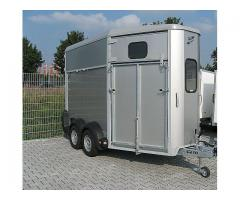 Ifor de Williams 2 chevaux HB 511 EN DIAGONALE
