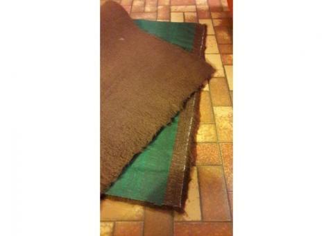VetBed pour faire un tapis