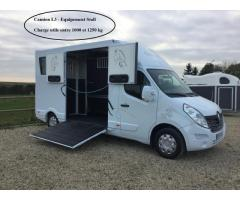 Camion Transport Chevaux L3 Stall