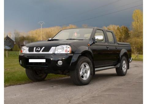 Pick Up Nissan Navara Diesel