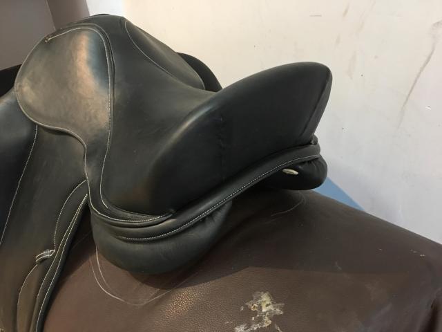 Selle d'équitation de marque BRUNET PINEAU