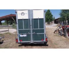 Van OBLIC 3 JL FAUTRAS ( 3 places chevaux )