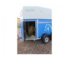 Van westfalia avec 2 places pour chevaux ou poney
