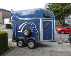 Van cheval liberté 1,5 places sans permis