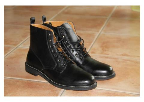 Boots homme taille 49 neuves