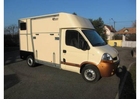 camion renault master 120 dci