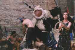 Les fêtes de Saint Sulpice sur Tarn