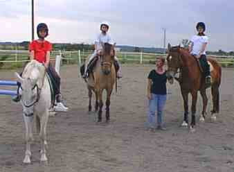 comment devenir moniteur equitation